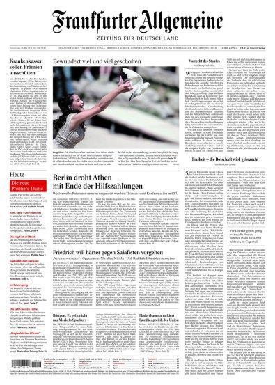 (c) Frankfurter Allgemeine Zeitung